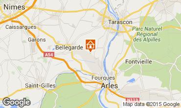 Carte Arles Studio 84896