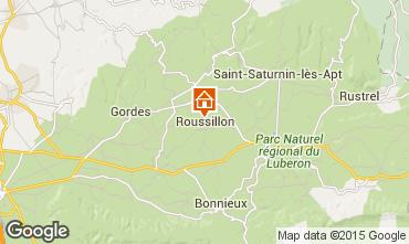 Carte Roussillon Maison 100544