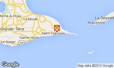 Carte Saint Francois Appartement 82732