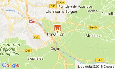 Carte Cavaillon Villa 113322