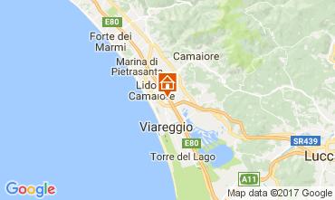 Carte Viareggio Villa 109039
