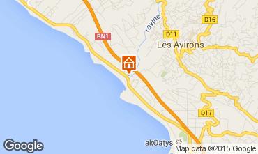 Carte Saint Leu Mobil-home 94595