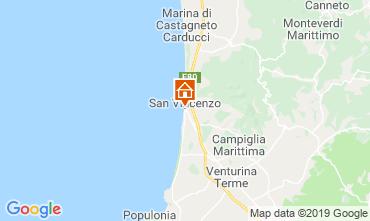 Carte San Vincenzo Appartement 118140