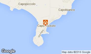 Carte Isola di Capo Rizzuto Appartement 102410