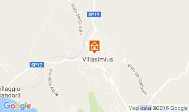 Carte Villasimius Maison 100655