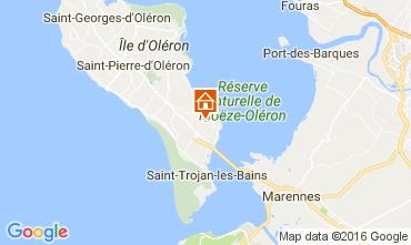 Carte Le Château d'Oléron Maison 107551