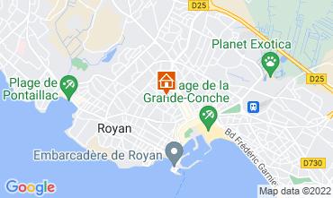 Carte Royan Appartement 55283