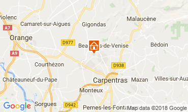Carte Aubignan Appartement 113586