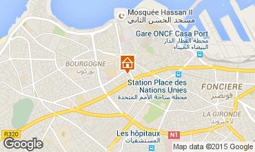 Carte Casablanca Appartement 83261