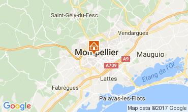 Carte Montpellier Maison 111032