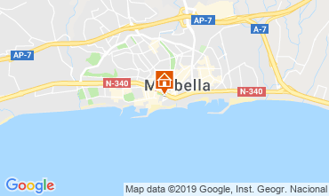 Carte Marbella Appartement 119630