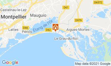 Carte La Grande Motte Appartement 114897