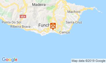 Carte Funchal Appartement 58610