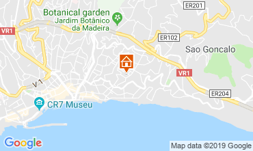 Carte Funchal Appartement 58610