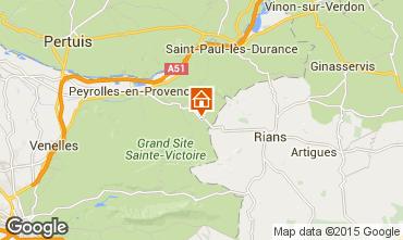 Carte Aix en Provence Maison 93999