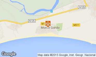 Carte Monte Gordo Appartement 94342