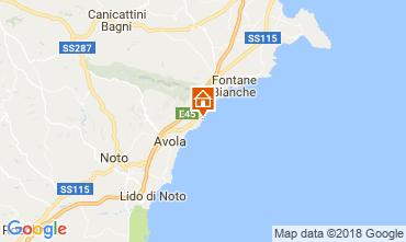 Carte Avola Villa 16981