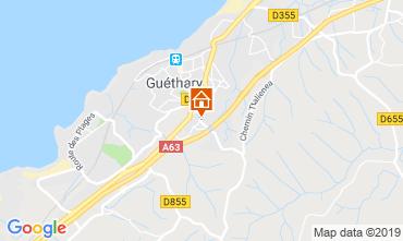 Carte Guéthary Studio 6391