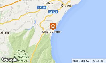 Carte Cala Gonone Appartement 69981