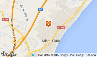 Carte Miami Playa Villa 97298