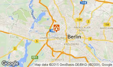 Carte Berlin Appartement 67337