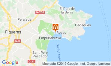 Carte Rosas Appartement 108722