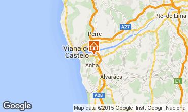 Carte Viana Do castelo Maison 85590