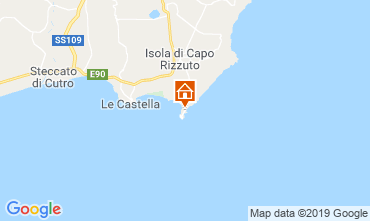 Carte Isola di Capo Rizzuto Appartement 29262