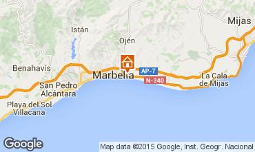 Carte Marbella Villa 64346