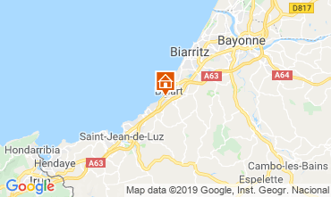 Carte Biarritz Maison 6366