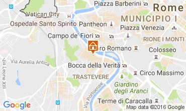 Carte Rome Appartement 107041
