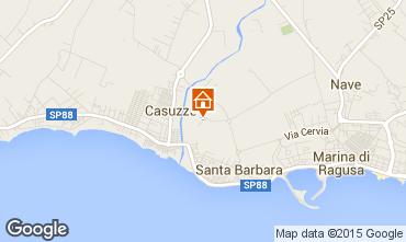 Carte Marina di Ragusa Appartement 35318