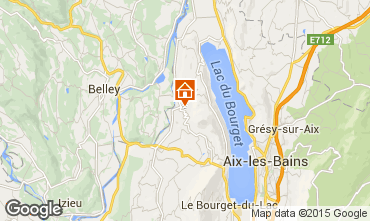 Carte Aix Les Bains Maison 78836