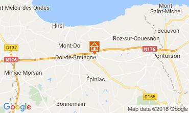 Carte Dol-de-Bretagne Maison 114331