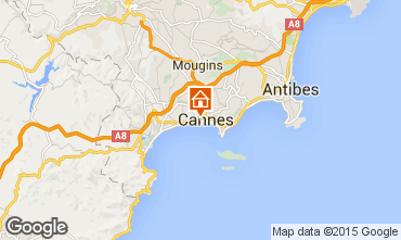 Carte Cannes Studio 81087