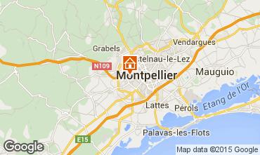Carte Montpellier Villa 76051
