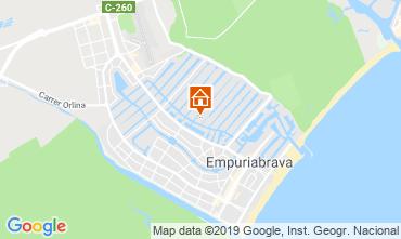 Carte Empuriabrava Villa 115879