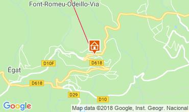 Carte Font Romeu Appartement 117227