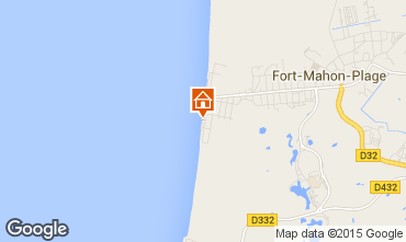 Carte Fort Mahon Maison 10870