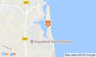 Carte Saint Cyprien Appartement 114708