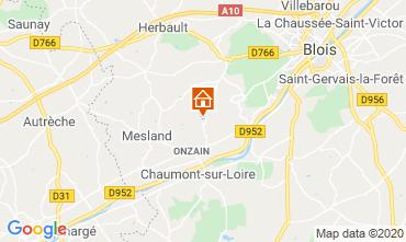 Carte Blois Mobil-home 101805