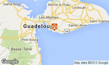 Carte Gosier (Guadeloupe) Studio 82219