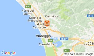 Carte Massarosa Villa 107084