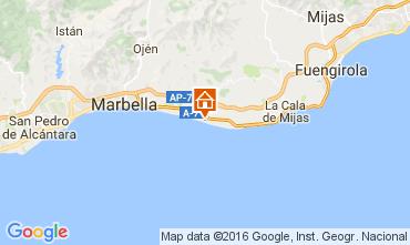 Carte Marbella Appartement 66196