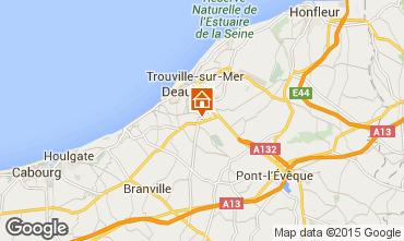 Carte Deauville Mobil-home 28922