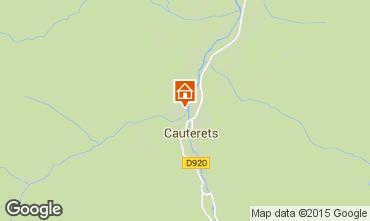 Carte Cauterets Studio 29051
