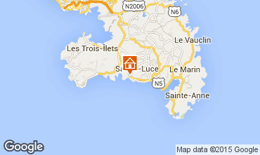 Carte Sainte Luce Villa 69068