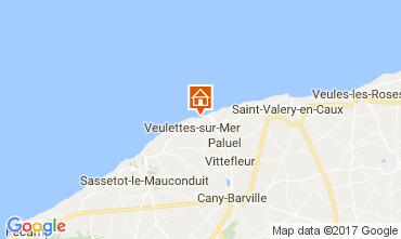 Carte Saint Valéry en Caux Maison 80886