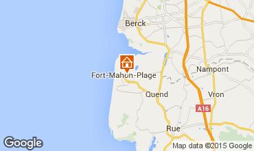 Carte Fort Mahon Maison 82900