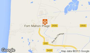Carte Fort Mahon Maison 82900